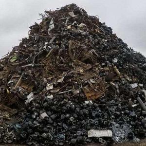 Valor da sucata de ferro
